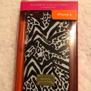Macbeth Collection Iconic Hardshell Case -iPhone 6